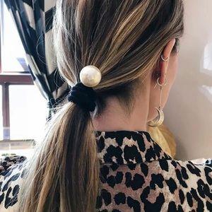 New🌟Pearl Hair Scrunchies